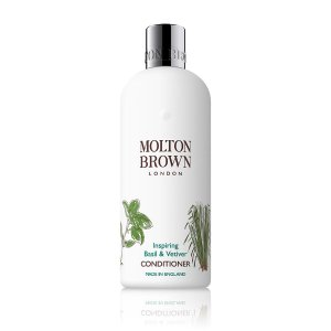 Molton Brown罗勒叶与香根草护发素