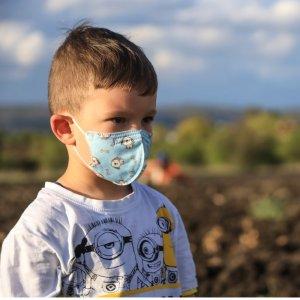 $5.97起 超多可爱图案全棉儿童口罩热卖 非医用级别 可水洗重复使用 宝贝呼吸无害空气