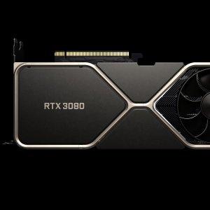 NvidiaGeForce RTX 3080 显卡