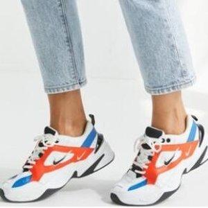 $65(原价$99)+满额最高再减$15Nike M2K Tekno 男款老爹鞋 多款配色
