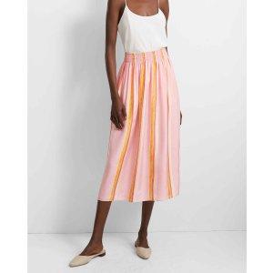 Club MonacoIrodessya Silk Skirt