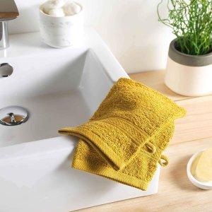 仅€2.2/双,合€1.1/只Amazon 搓澡巾 搓泥如雨下 堪比北方搓澡师傅