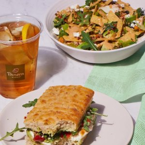 $5 Off on Orders over $20Panera Bread Order Curbside Pick-up Online