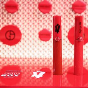 $56 经典猩猩造型断货王:Giorgio Armani 限量版红管405唇釉