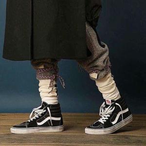 年货节¥399Vans 范斯 Sk8-Hi经典款黑白滑板鞋高帮