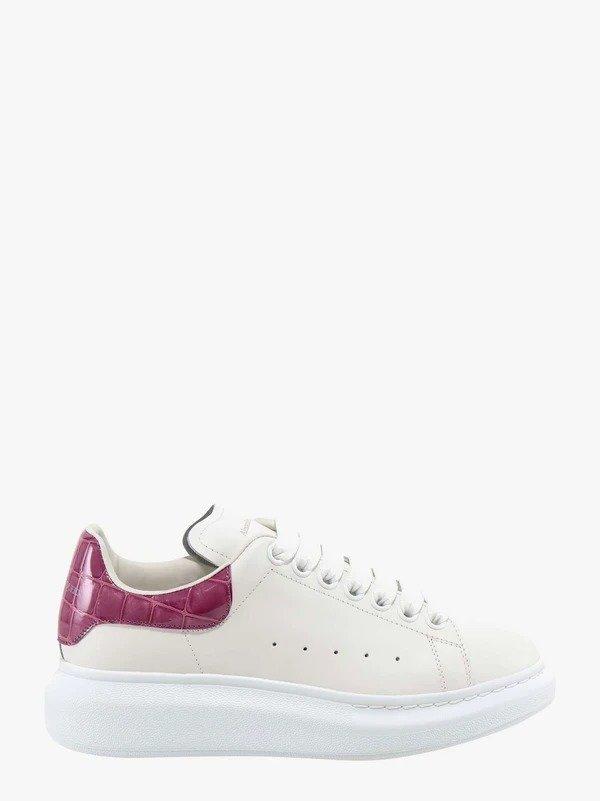 小白鞋 紫尾