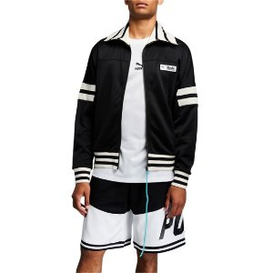 Puma$50 off with $200 purchaseMen's x Rhude Colorblock Track Jacket