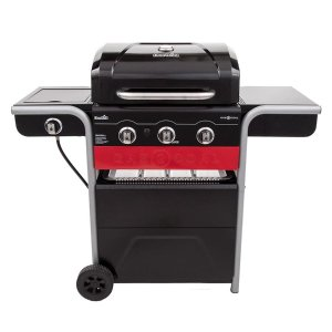 Char-Broil Gas2Coal Black Dual-Function Combo Grill