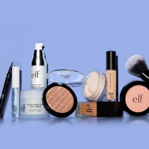 60% Off + 2 Full Size Gifte.l.f. Cosmetics Selected Makeup