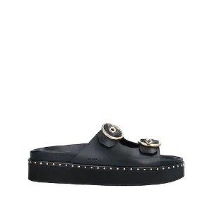 Bally厚底凉鞋