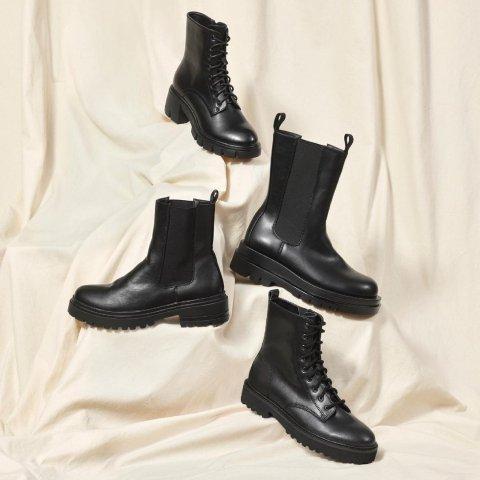 7.5折 Steve Madden多款$142Myer 秋冬必备的靴子合集 切尔西靴、长筒靴等显瘦显腿长