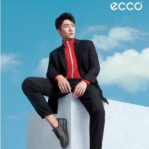 低至4折+新年最高减$88最后一天:Ecco 男士皮鞋 德比鞋$130 一份有温度的新年礼物