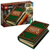 Lego 立体书 21315