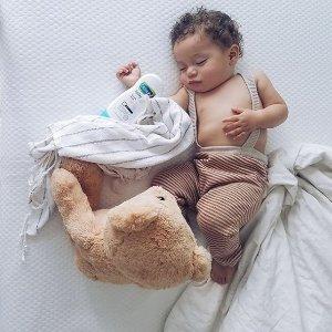 8.5折+额外9.5折+包邮Cetaphil Baby 婴幼儿洗护产品特卖,医生推荐品牌