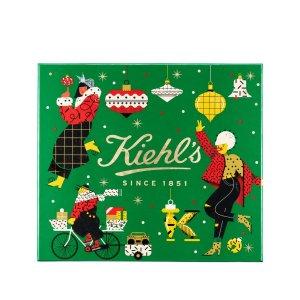 Kiehl's高保湿护肤套装