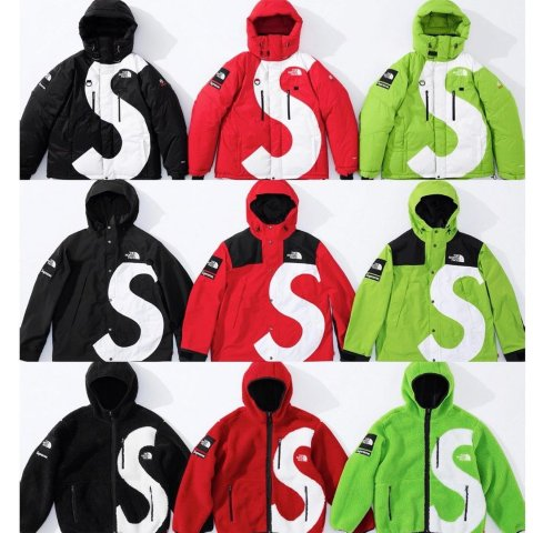 October 29thSupreme X The North Face Reveal FW20 Puffer Jackets