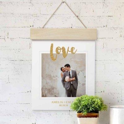 Wood Hanger Board Print @ Walgreens
