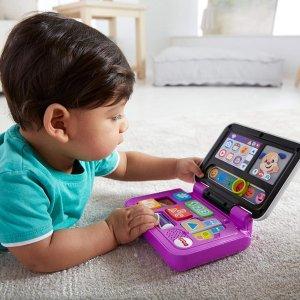 $5.99起Fisher-Price 儿童学习机玩具 调动感官让小手忙起来