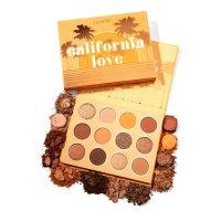 Colourpop California Love眼影盘