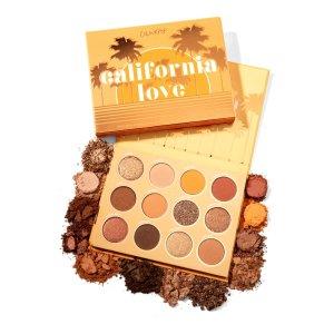 Colourpop标价均为美元$California Love眼影盘