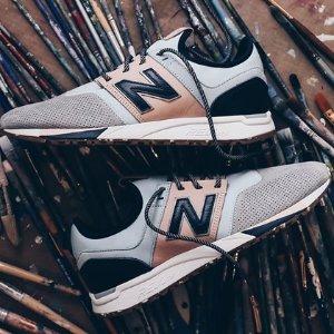 低至4折+免邮,封面款59(原价$120)New Balance,adidas,Nike等男鞋促销