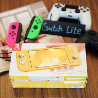 "Switch Lite——""世界主宰""任天堂的新掌机,还是不可避免地""真香""了"