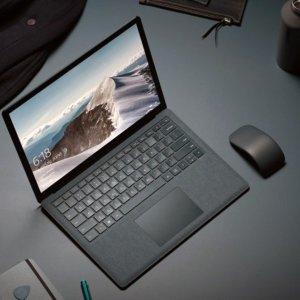 £979起,最高立省400胖Microsoft 最新款Surface Laptop热卖 四色可选
