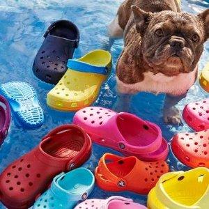 $15, $20 or $25Kids Footwear Clearance @ Crocs