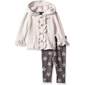 $8.25Tommy Hilfiger 女童两件套服饰