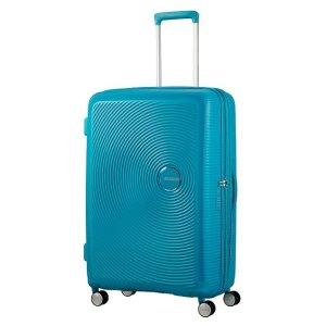 American Tourister蓝色行李箱 69CM