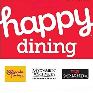$42.50Happy Dining Gift Card