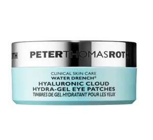 Water Drench Hyaluronic Cloud Hydra-Gel Eye Patches - Peter Thomas Roth | Sephora