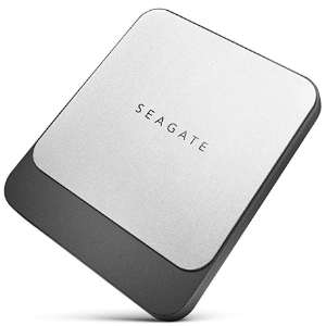 eagate Fast SSD 500GB External Solid State Drive Portable