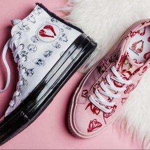 低至5折,$49起精选Converse 美鞋特卖 超多合作款值得入手