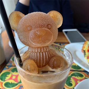 小熊模具仅€4.1/个冰块模具合集 夏天快来啦 冰块怎么能少的了 为你的饮料增加灵魂