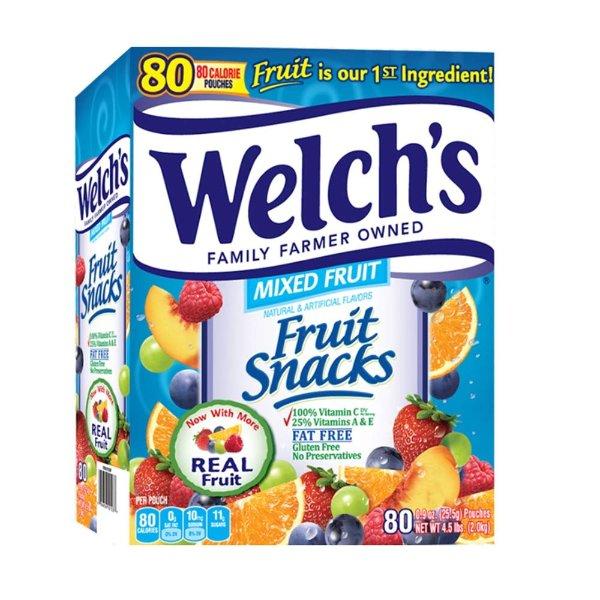 水果软糖混合味 80包 4.5LB