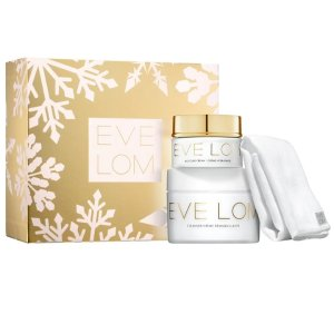 Eve Lom面霜+卸妆2件套