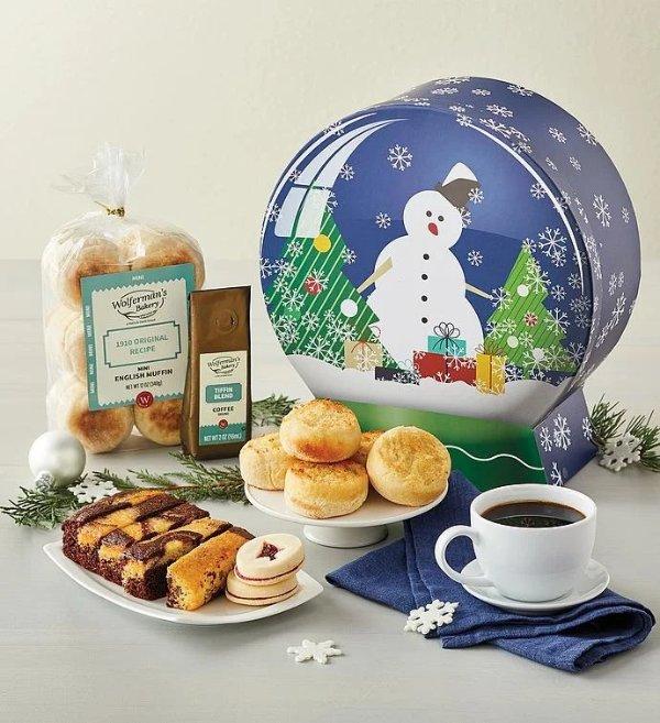Holiday Snow 糕点零食礼盒