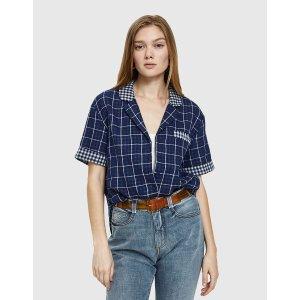 Farrow / Caitlin Short Sleeve Flannel