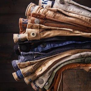 两件7折,三件6折Dockers 官网 全场服饰、鞋履热卖