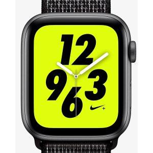 NikeGPS+蜂窝数据+Nike 手环Apple Watch Nike+ 4代