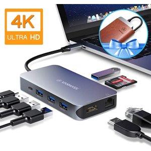 USB C 多口转接口