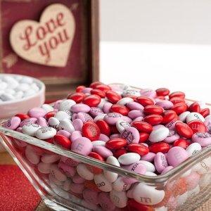 低至7.5折 $1.27起M&Ms 巧克力豆热卖 定制属于你的独家糖果