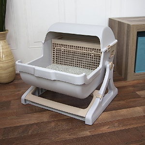 $41.98Le you pet semi-automatic quick cleaning cat litter box
