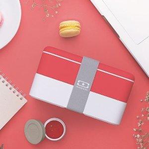 8.5折法国高颜值网红Monbento 便当盒 每餐都赏心悦目