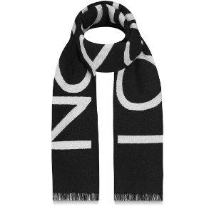 Louis Vuitton50%羊绒+50%羊毛logo 羊毛围巾