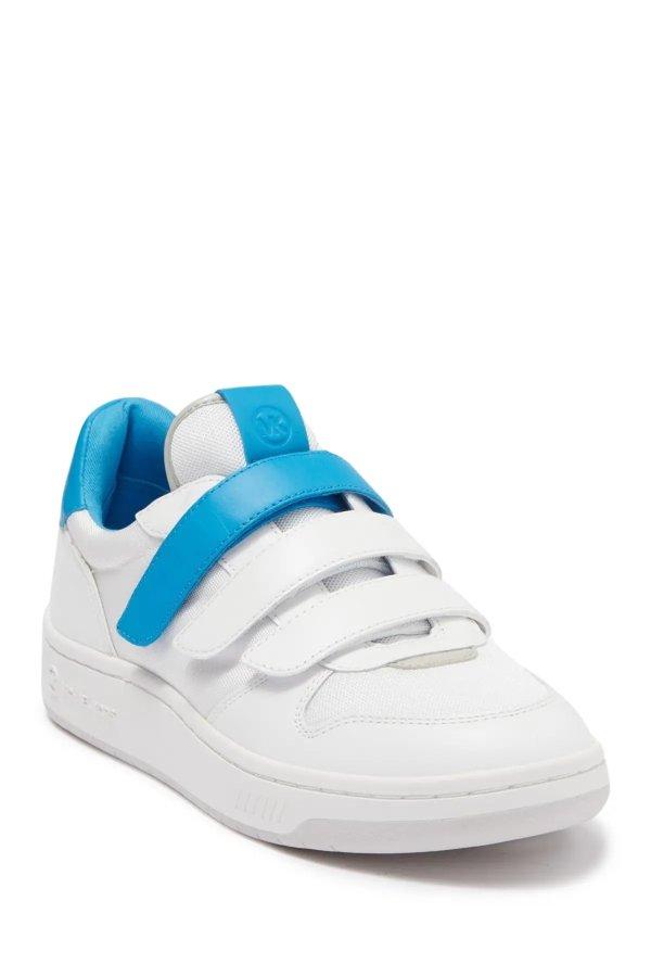 魔术贴小白鞋