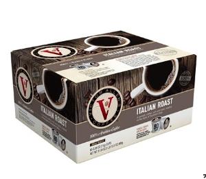 $33.70160-Count Victor Allen Single-Serve Coffee K-Cups
