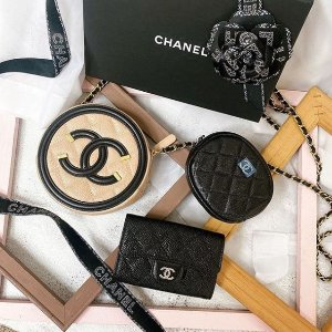 4.5折起+叠9折 Chanel£1775折扣升级:Secret Sales 中古大促 Hermes、Chanel、LV等高奢低价入