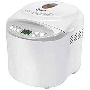 Amazon.com: Oster Expressbake Bread Maker with Gluten-Free Setting, 2 Pound, White (CKSTBR9050-NP): Bread Machines: Kitchen & Dining